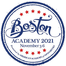 Sterling is exhibiting at the American Academy of Optometry conference in Boston